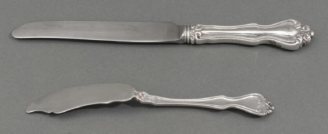 Assorted 57 Pieces of Sterling Silver Flatware - 7