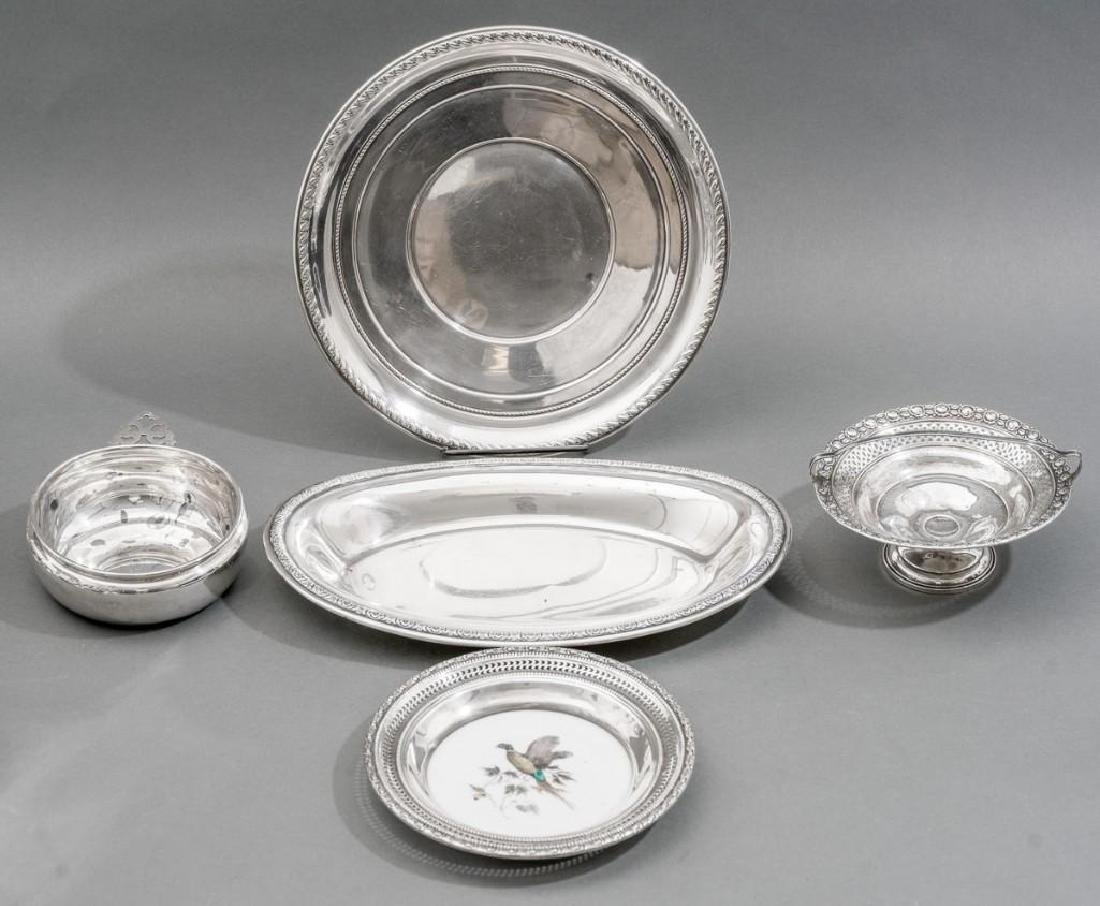 Assorted Collection of Sterling Silver Hollowware - 2