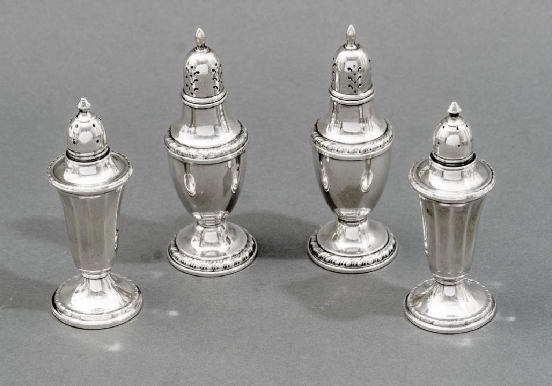 Assorted Collection of Sterling Silver Hollowware - 3