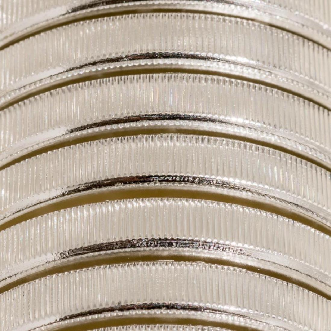 (100) 2014 Canada 1.5 oz Silver $8 Arctic Fox - 4