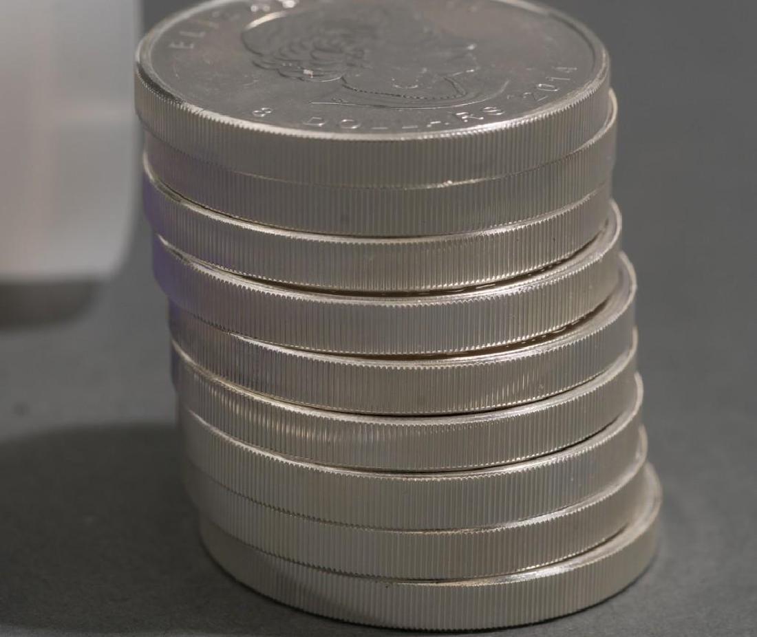 (20) 2014 Canada 1.5 oz Silver $8 Arctic Fox - 4