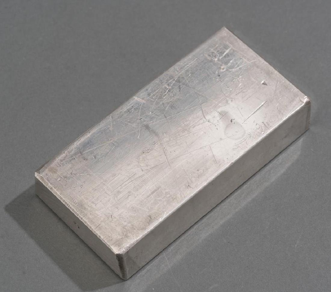 Engelhard 999+ Fine Silver 100 Troy Ounce Bar - 3