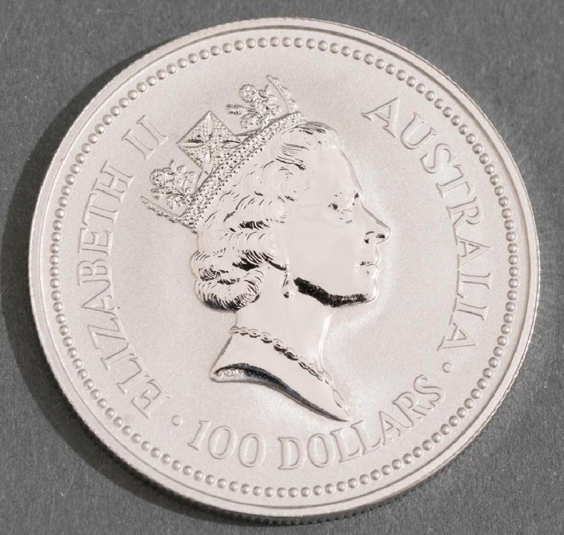 1991 Australia Koala Platinum-100 1-oz Coin