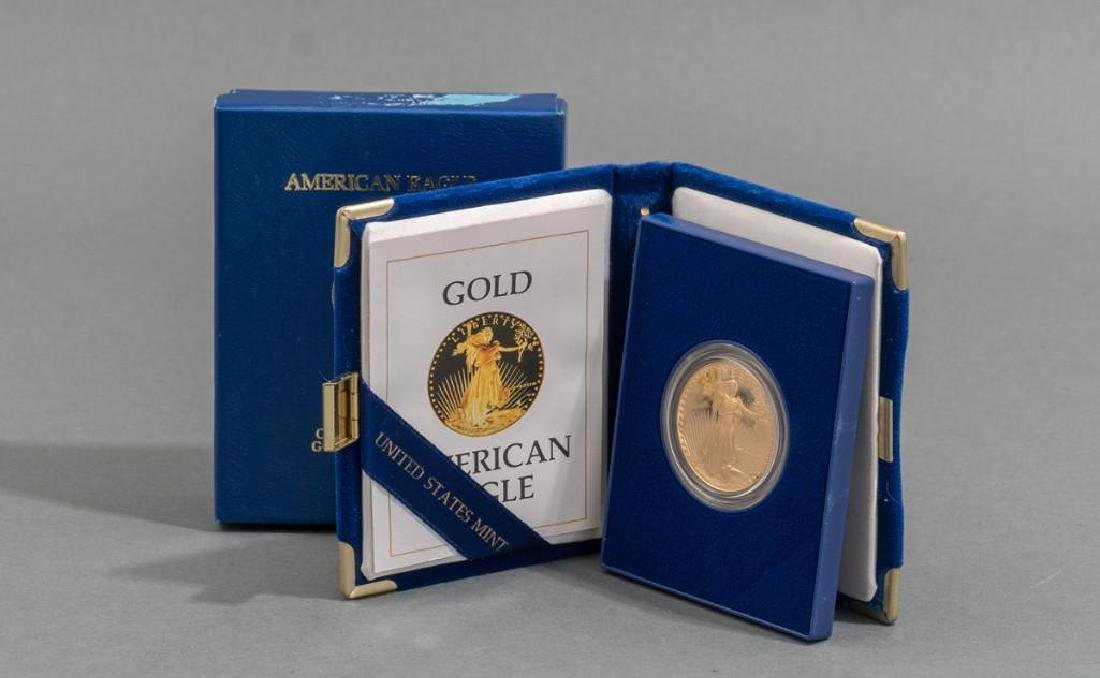 $50 Gold American Eagle Proof 1 Ounce Coin