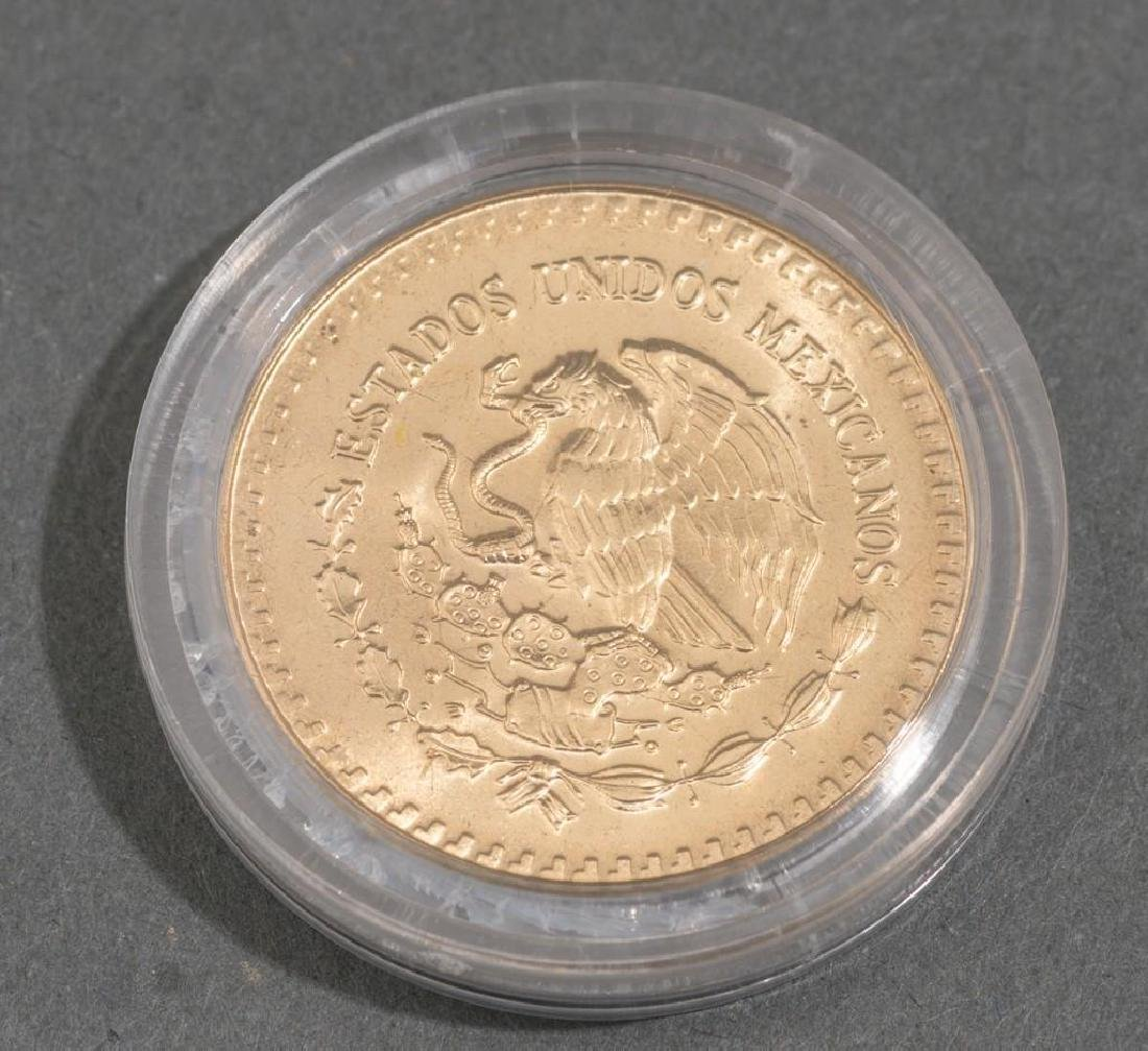 3-Piece Collection of Mexican Gold Coins - 2