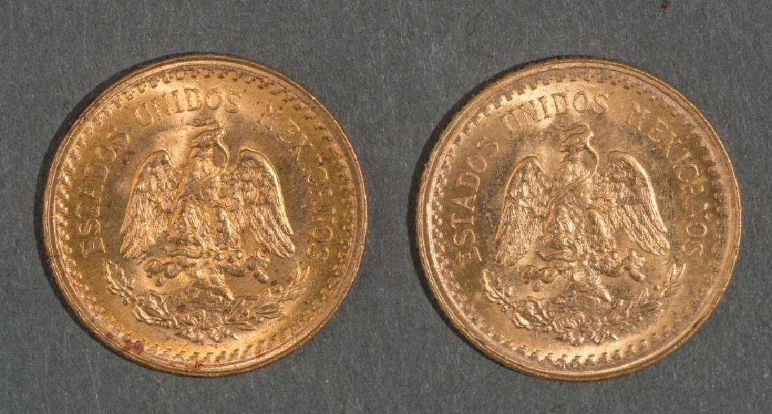 3-Piece Collection of Mexican Gold Coins - 5