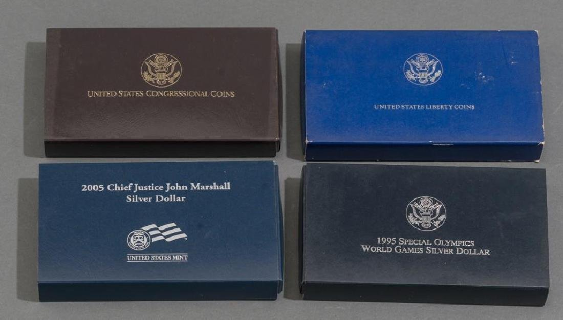 Collection of Gold & Silver Proof Coins - 6