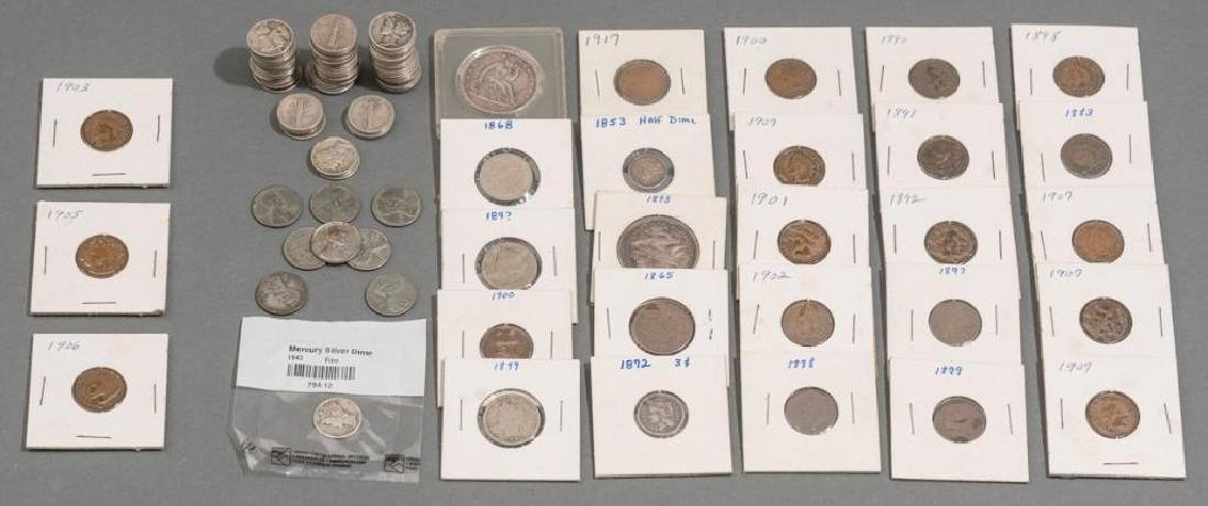 Collection of Rare U.S. Coins