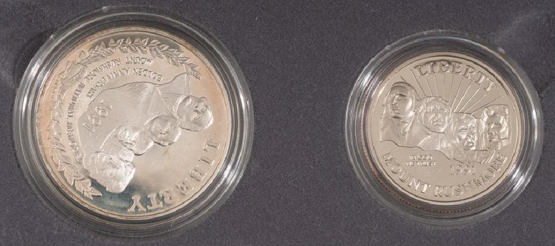 Collection of Gold & Silver Proof Coins - 4