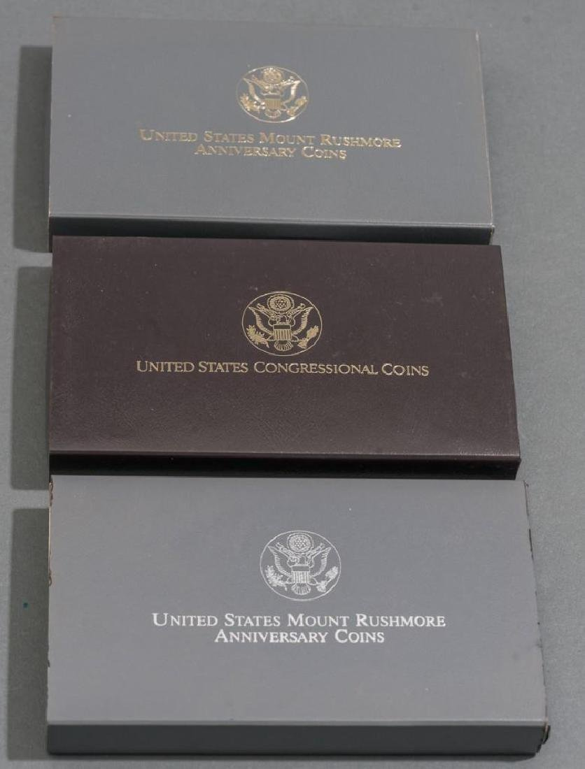 Collection of Gold & Silver Proof Coins - 7