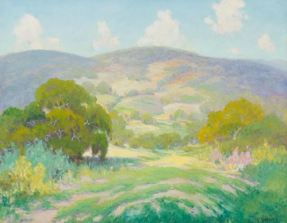 Ira Shepler (1876-1944), Landscape, oil on canvas