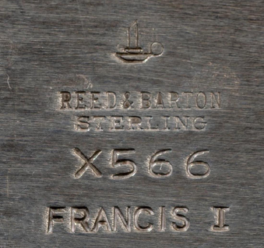 "Reed & Barton, ""Francis I"",  Sterling Silver Hollowware - 2"