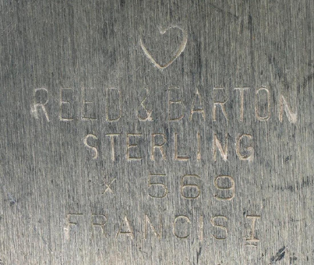 "Reed & Barton, ""Francis I"",  Sterling Silver Hollowware - 3"