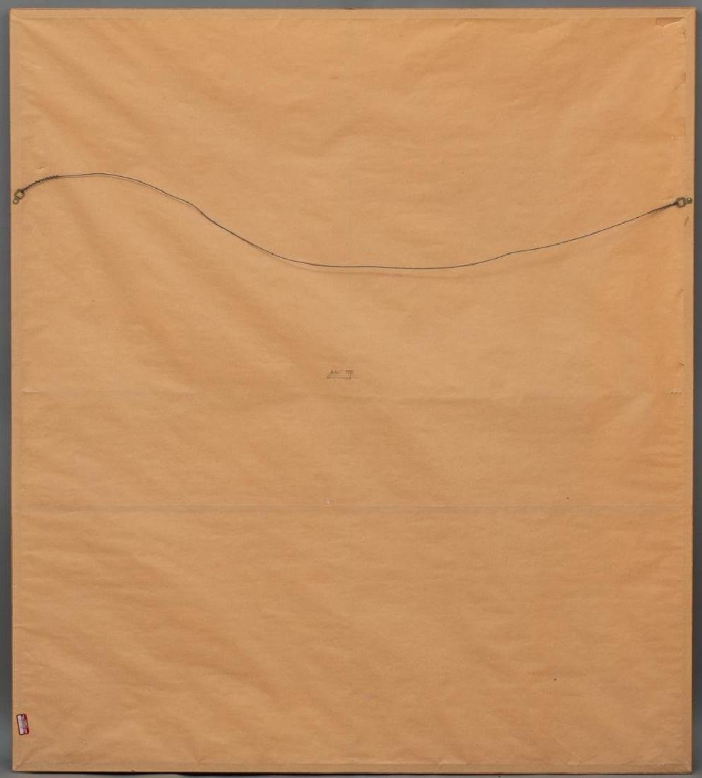 """Malou Flato (b. 1953), """"Agarito"""", watercolor, sight: - 5"""