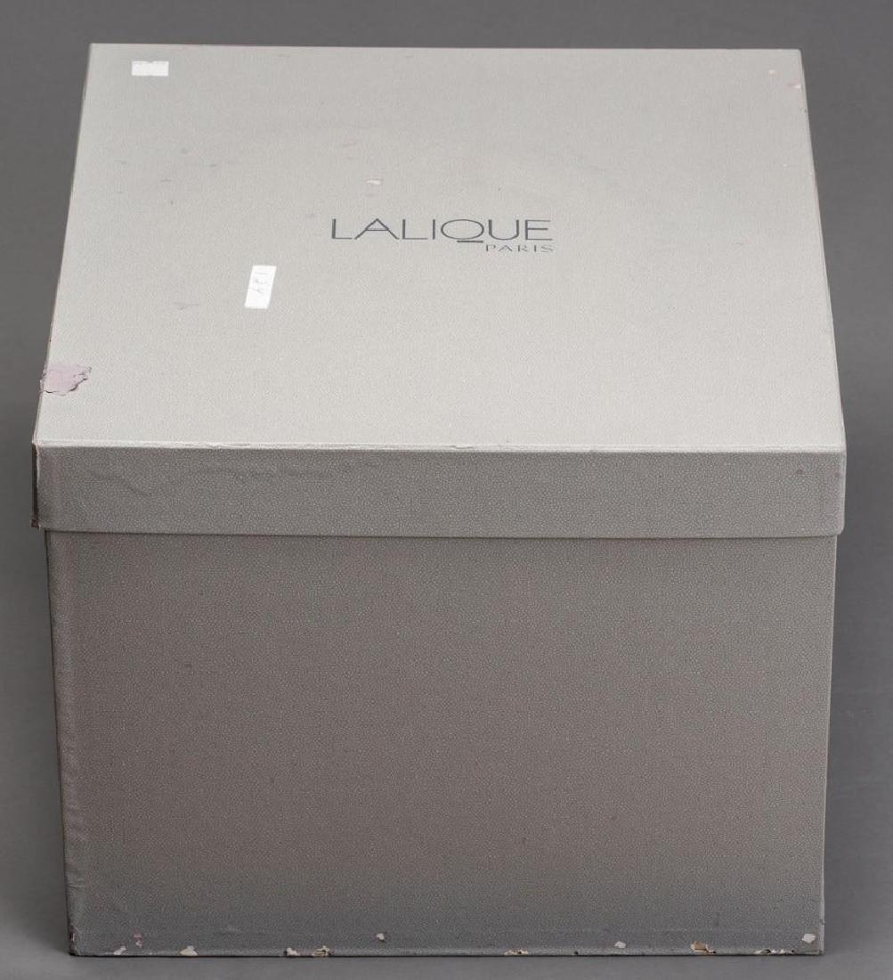 """Lalique, France """"Deux Chevaux"""" Wild Horses, Signed - 10"""