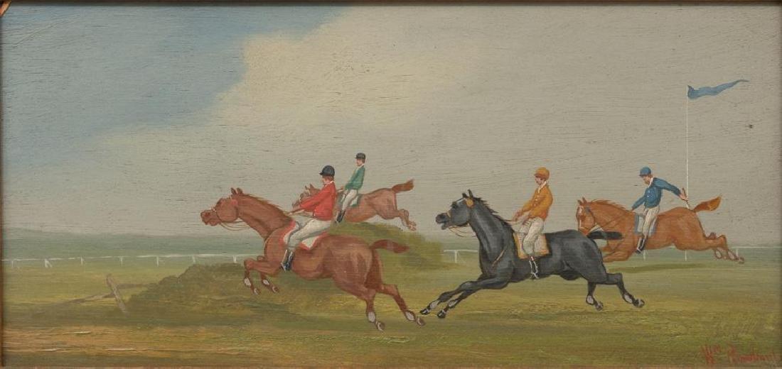 William Rowland (20th Century) Set 4 Equestrian - 3