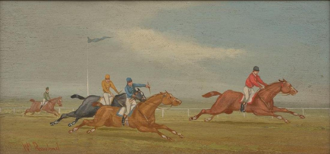 William Rowland (20th Century) Set 4 Equestrian - 4
