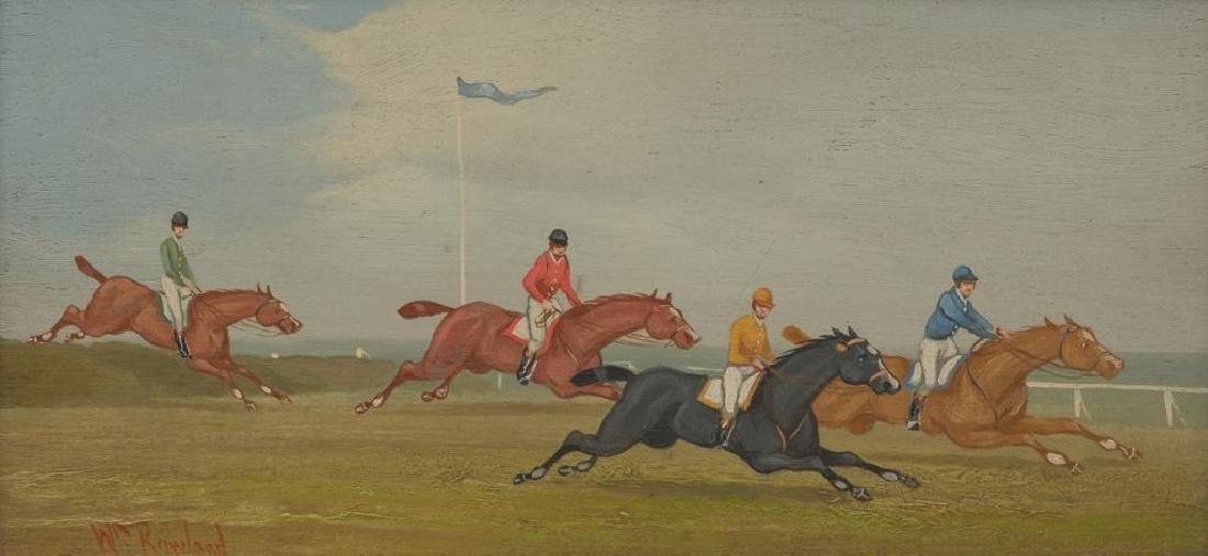 William Rowland (20th Century) Set 4 Equestrian - 5