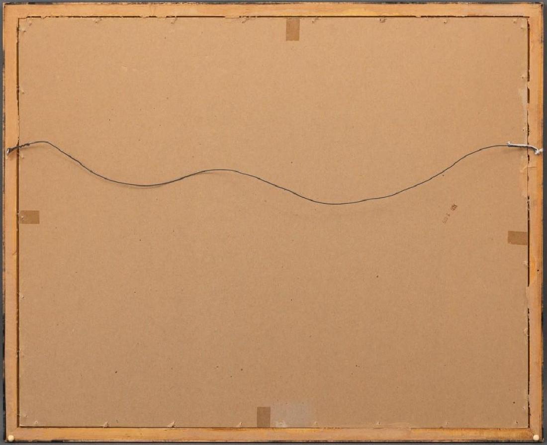 "Frank Brooke Voss, ""Elkridge-Harford Hounds"" Lithograph - 6"