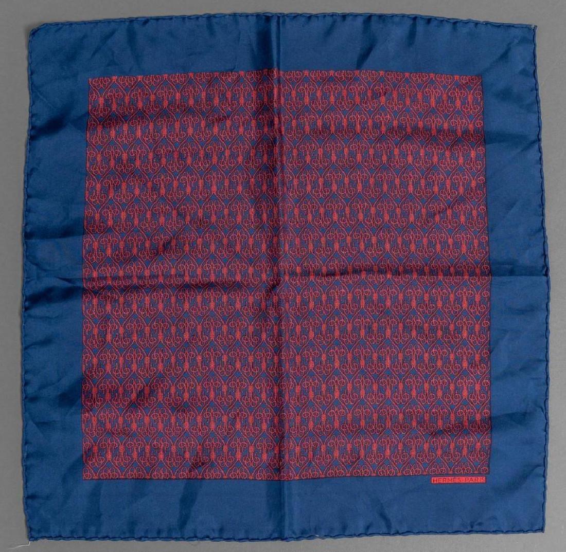 Hermes Handkerchief in the Original Box