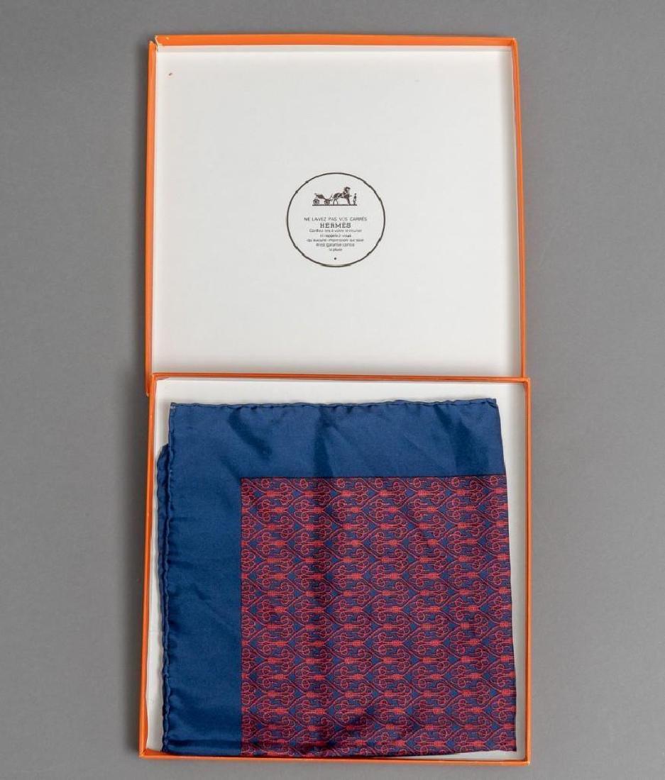 Hermes Handkerchief in the Original Box - 2