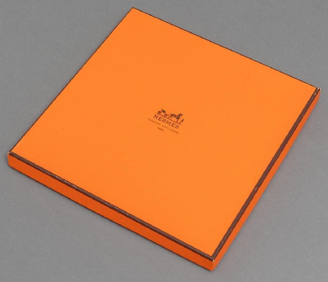 Hermes Handkerchief in the Original Box - 4