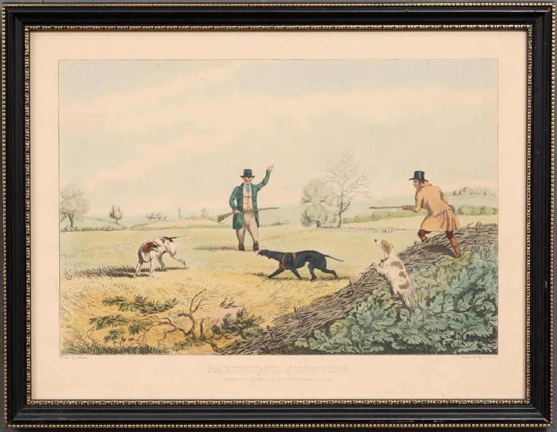 Henry Alken (1810-1894) Set of 5 Lithographs - 3