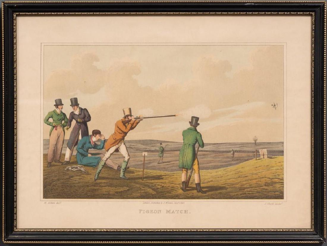 Henry Alken (1810-1894) Set of 5 Lithographs - 5
