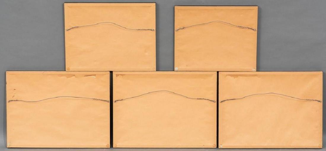 Henry Alken (1810-1894) Set of 5 Lithographs - 7