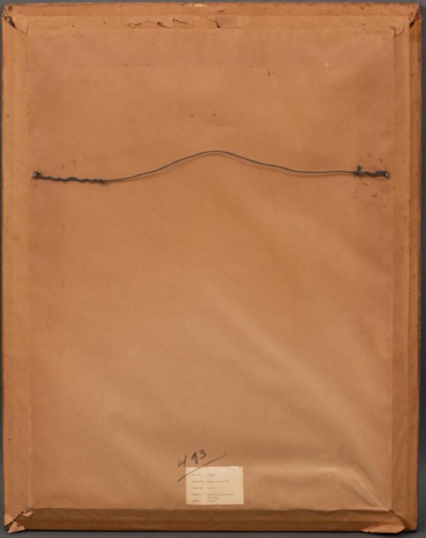 """Boris Riab (1898-1975), """"Cocker Spaniel"""", c. 1945, - 4"""
