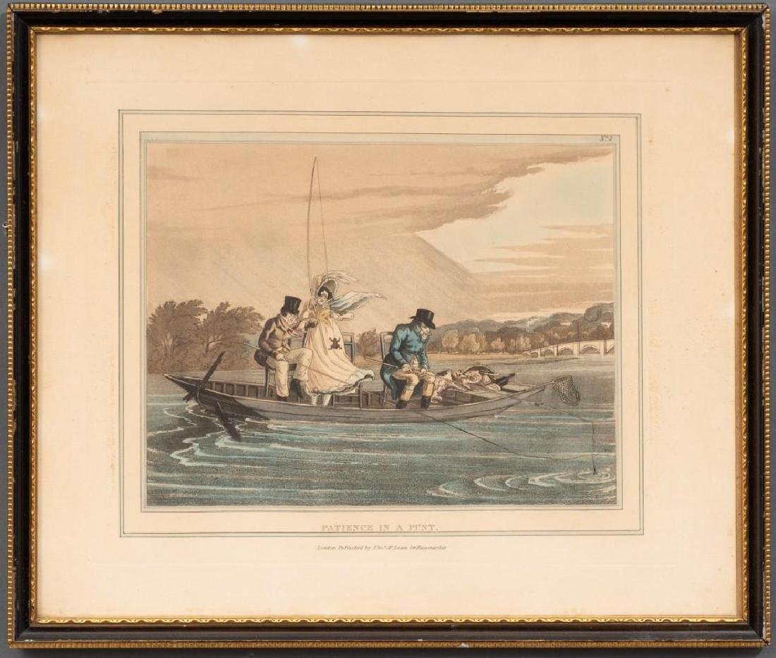 Set of 5 Hand-Colored Engravings - 6