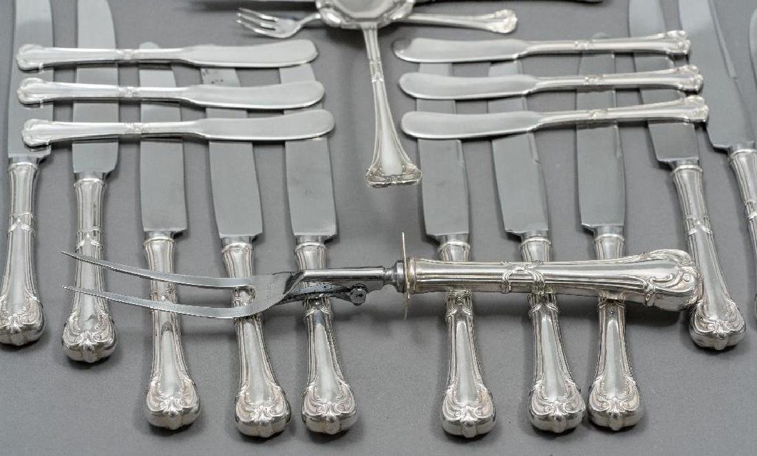 "Mexico, (20th C) ""Nupcial"", 133-piece Sterling Flatware - 4"