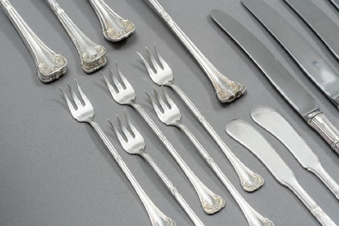 "Mexico, (20th C) ""Nupcial"", 133-piece Sterling Flatware - 6"