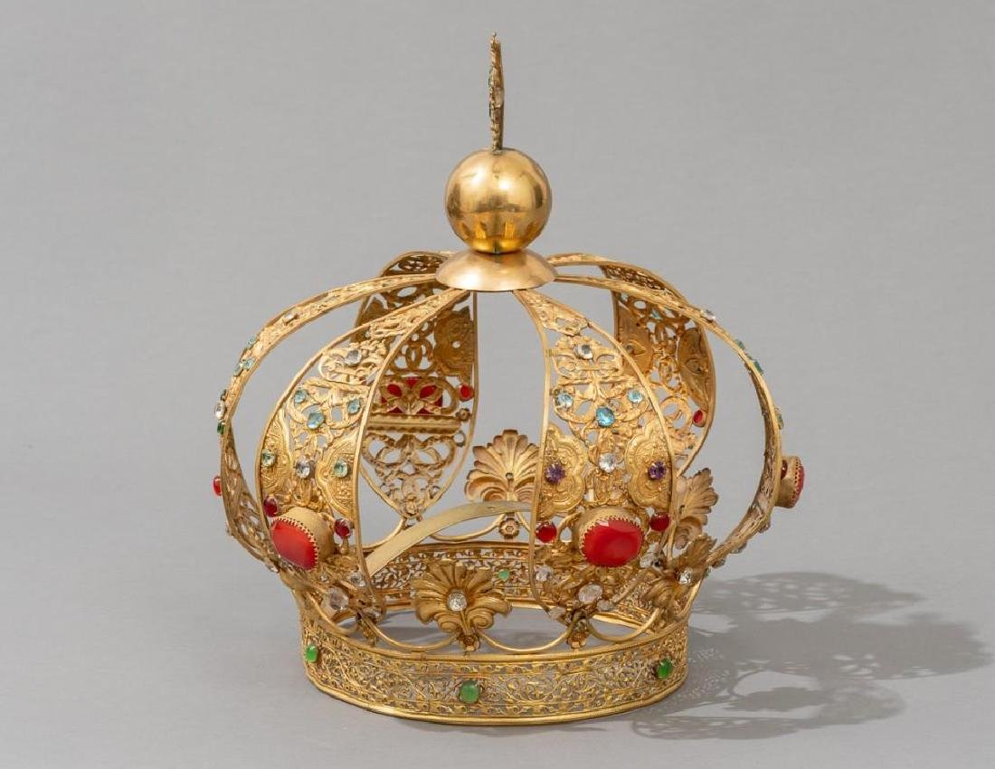 European (late-19th c.) Santos Crown - 4
