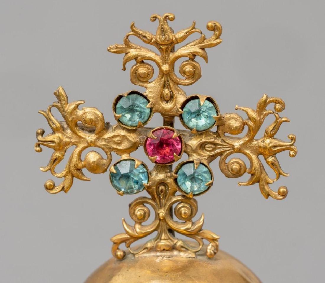 European (late-19th c.) Santos Crown - 6
