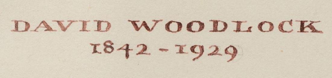 David Woodlock (British, 1842-1929), Pair of - 7