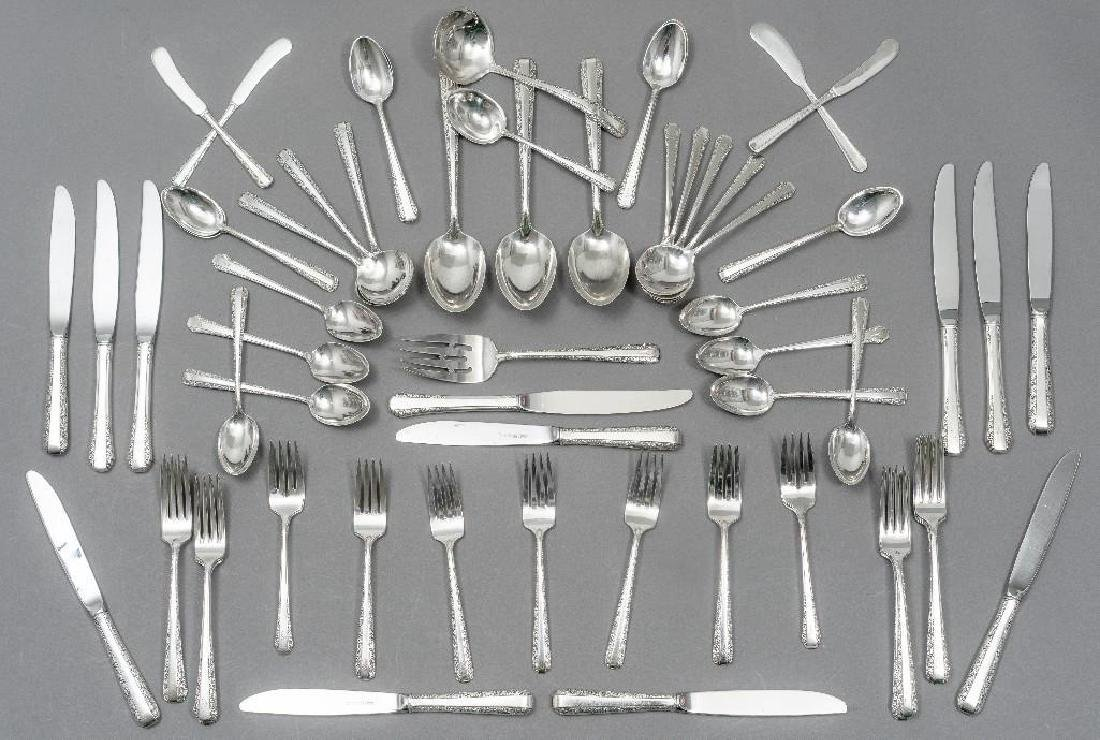 Candlelight by Towle 65-piece Sterling Silver Flatware