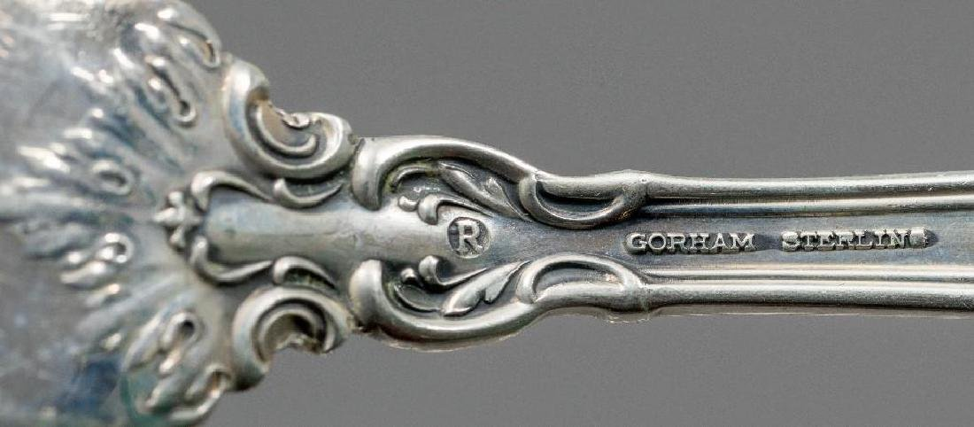 "Gorham, (20th c.), ""Chantilly"" 63-piece Sterling - 2"