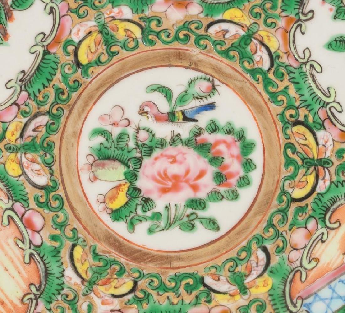 Chinese (ca.18th/19thc.), Rose Medallion Dish - 6