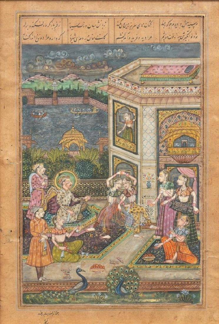 Group of Indian Framed Art - 3