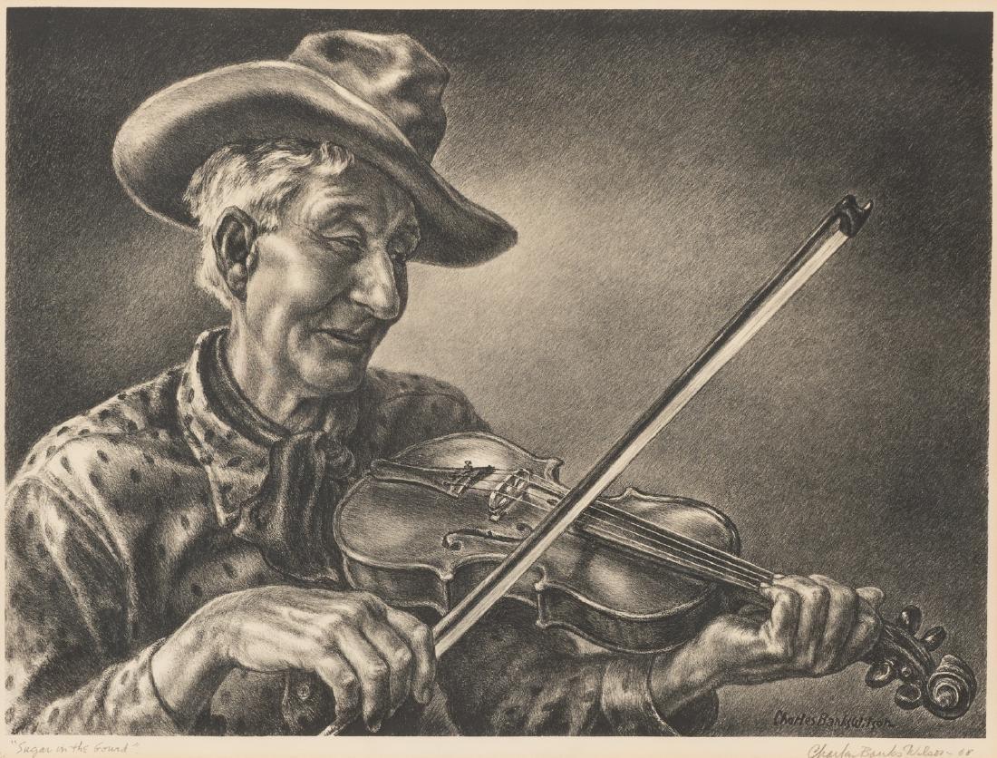 "Charles Banks Wilson (1918-2013), ""Sugar in the Gourd"","