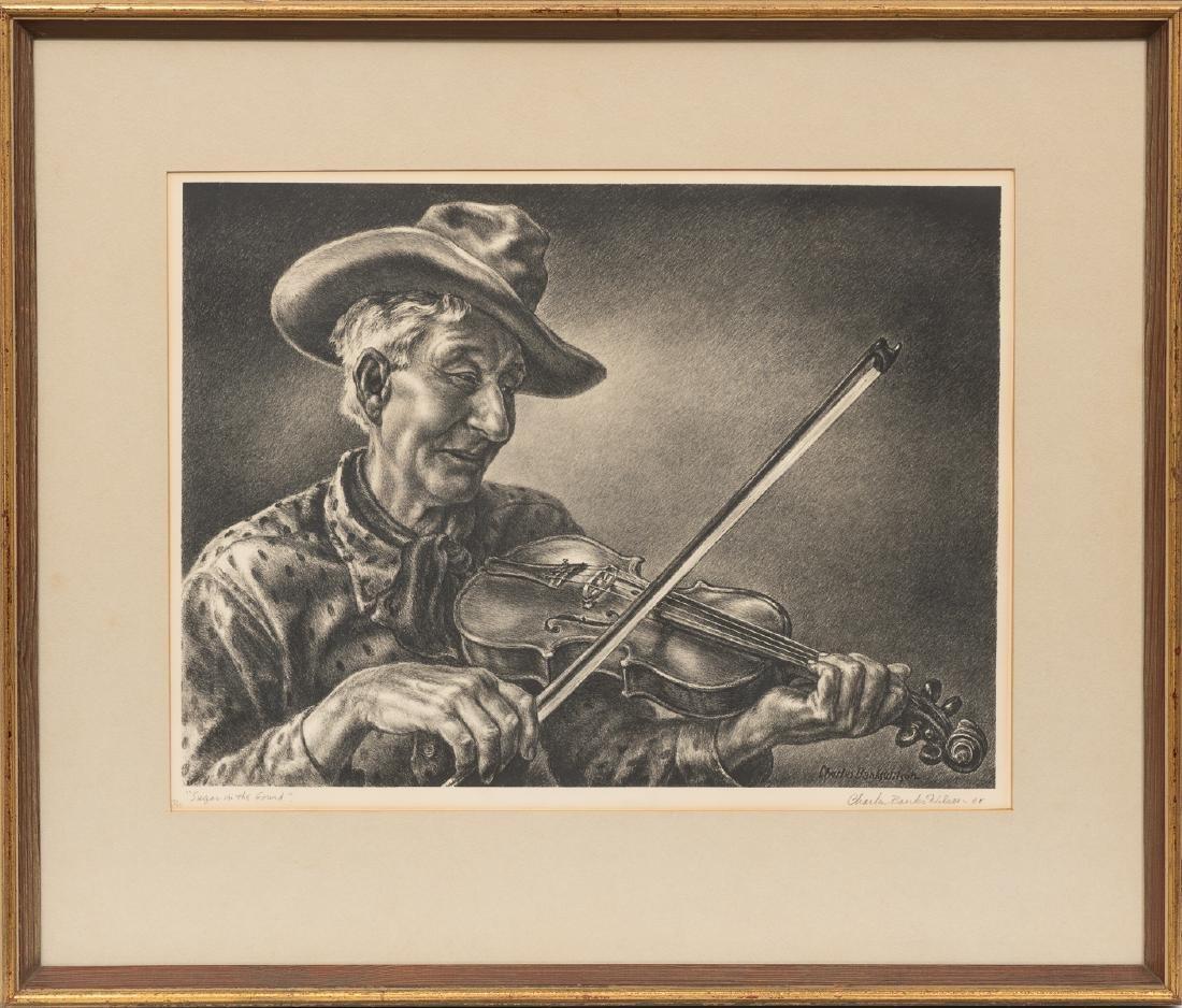 "Charles Banks Wilson (1918-2013), ""Sugar in the Gourd"", - 2"