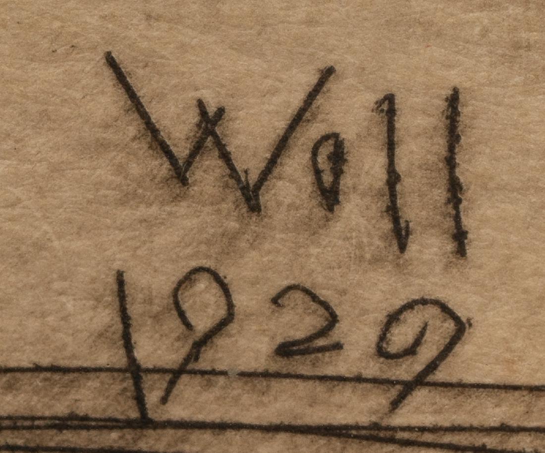 Bernhardt T. Wall (1872-1956), Mission Concepcion, - 3