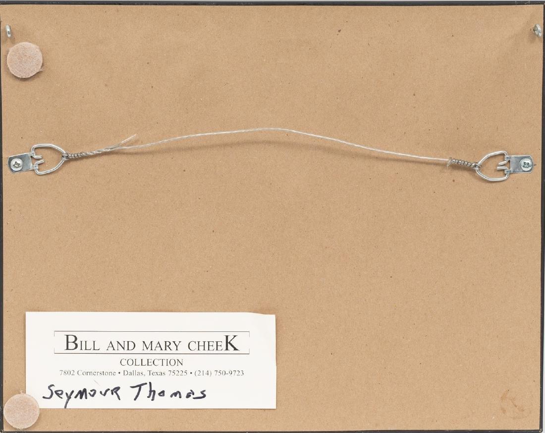 Seymour Thomas (1868-1956), House, oil on board - 3