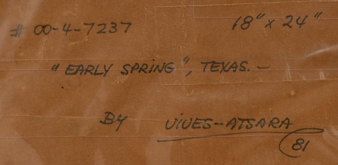 "Jose Vives-Atsara (1919-2004), ""Early Spring"", 1981 - 6"