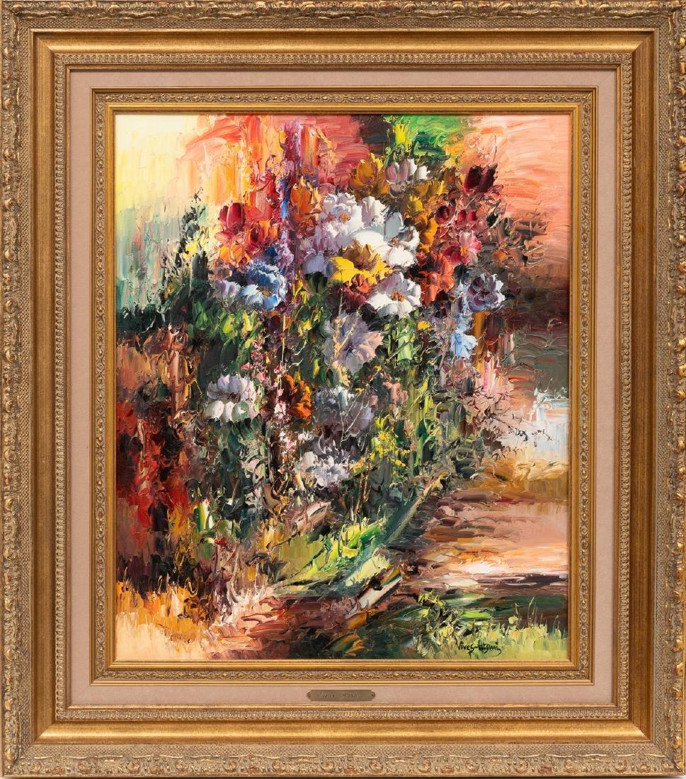 """Jose Vives-Atsara (1919-2004), """"Wild Flowers"""", 1989/90, - 2"""