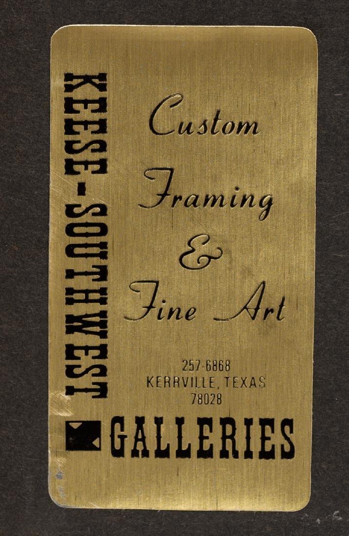 Travis Keese (b. 1932), Quail Family, oil on canvas - 5