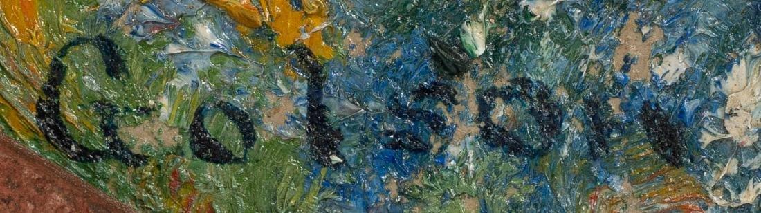 Josephine Polley Golson (1869-1956), Bluebonnets - 3
