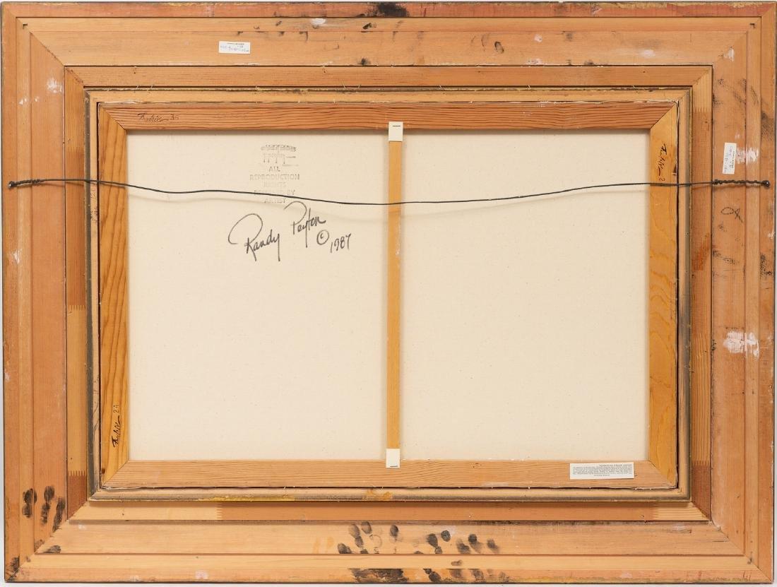 Randy Peyton (b. 1958), Bluebonnets, 1987, oil - 4