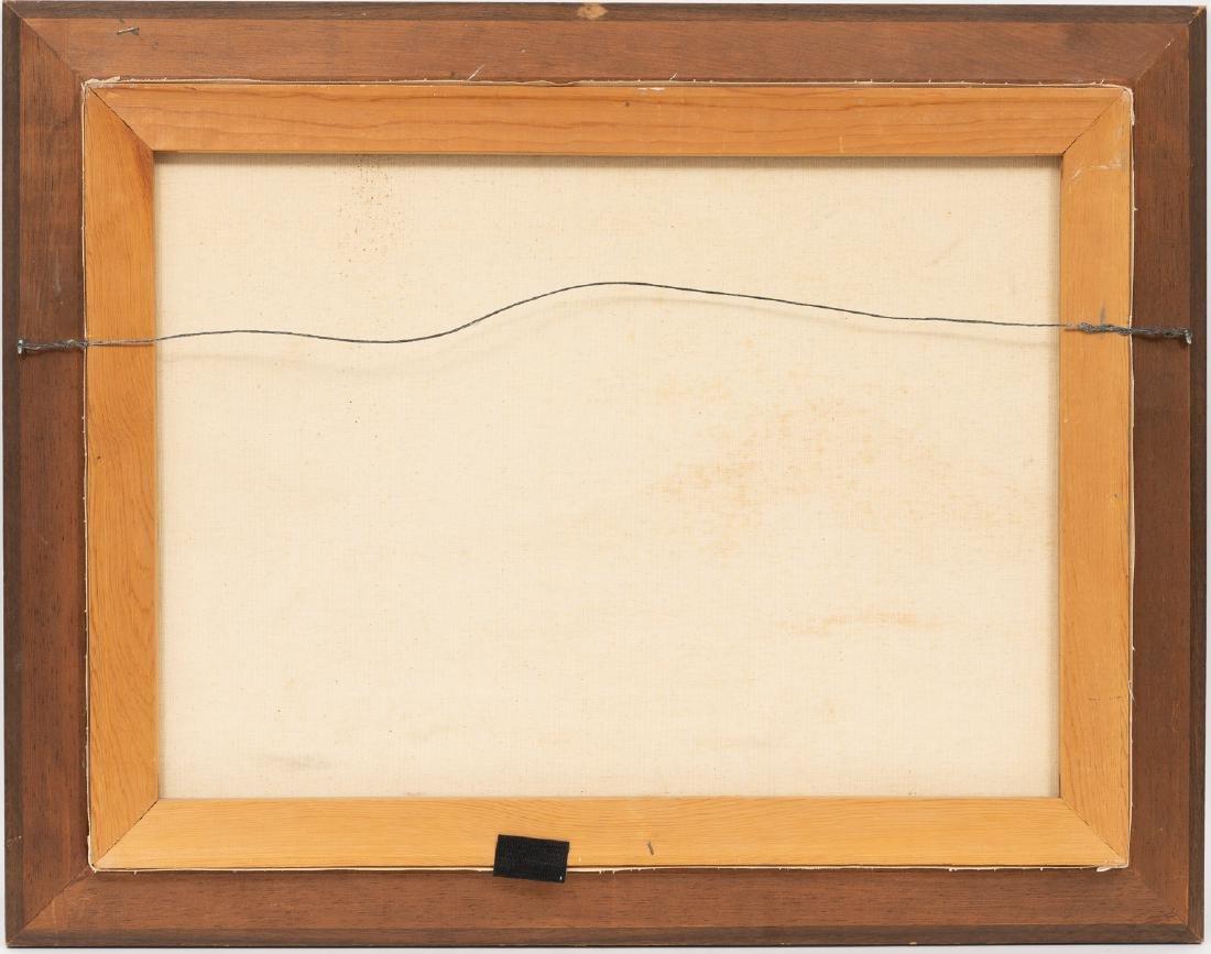 Pedro Lazcano (1909-1973), River Landscape, oil - 4